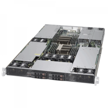 Supermicro SYS-1028GR-TRT Angle