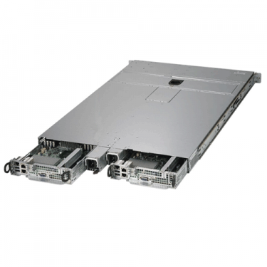 Supermicro SYS-1028TP-DC1FR Angle