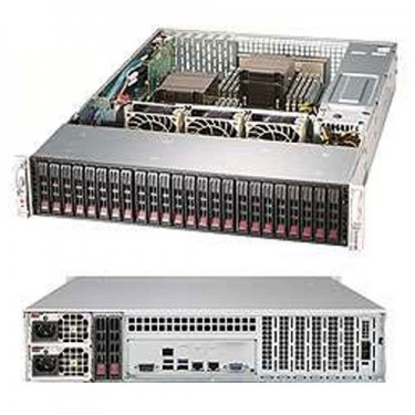 Supermicro 2U Rackmount SuperStorage SSG-2029P-E1CR24H