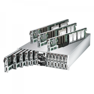 Supermicro 3U Rackmount SuperServer SYS-5039MS-H12TRF