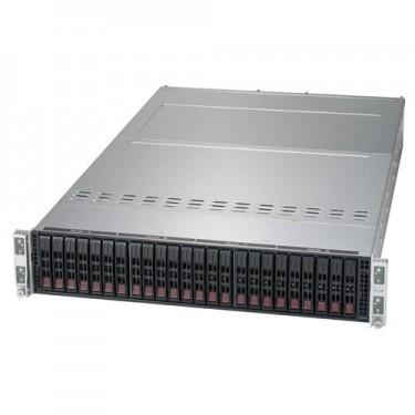 Supermicro 2U Rackmount SYS-6029TP-HC0R - Angle