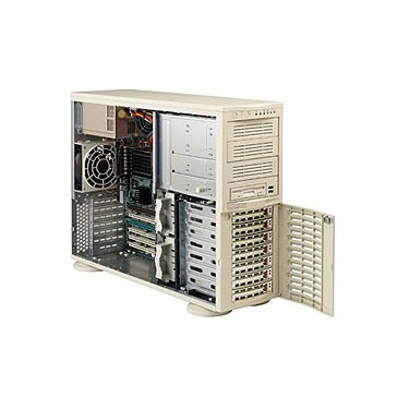 Supermicro SYS-7043L-8RB Rackmountable/Tower