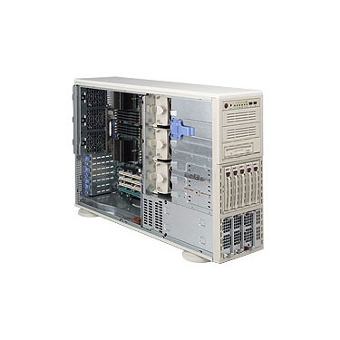 Supermicro SYS-8044T-8R 4U Rackmountable/Tower