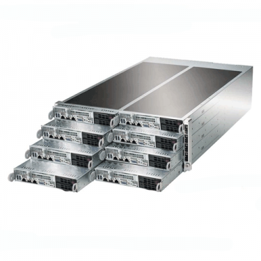 Supermicro 4U Rackmount SuperServer SYS-F618R2-FT - Angle