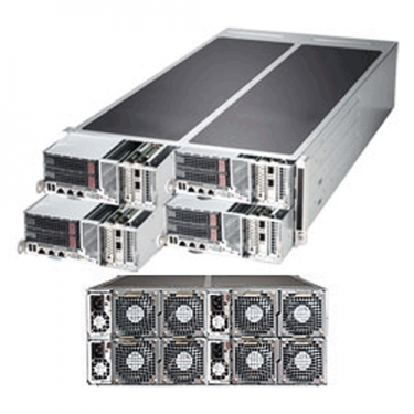 Supermicro 4U Rackmount SuperServer SYS-F627G3-F73+