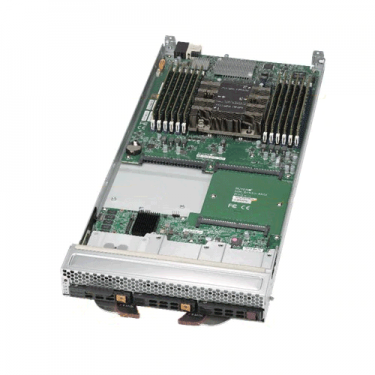 Supermicro Single-Socket Blade SBI-6119P-C3N Angle