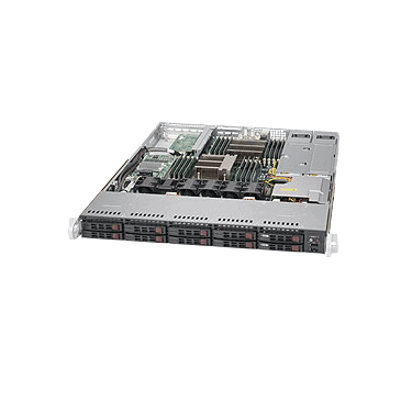 Supermicro SYS-1027R-WC1NR 1U SuperServer Rackmount