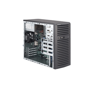 Supermicro SYS-5037C-i Mid Tower