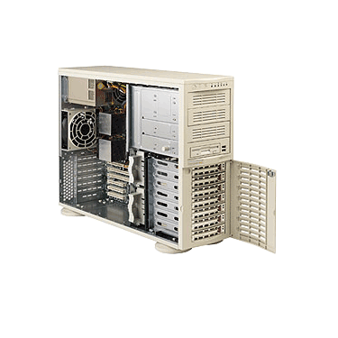 Supermicro SYS-7043A-8RB Rackmountable/Tower