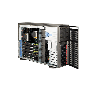 Supermicro SYS-7046GT-TRF-FC405 Rackmountable/Tower