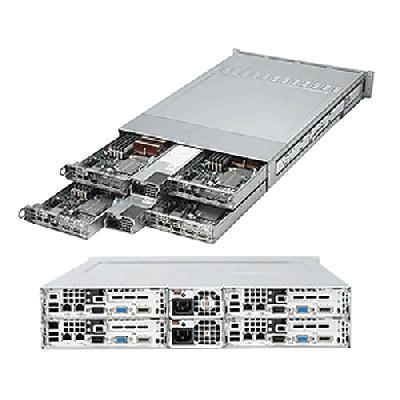 Supermicro 2U Rackmount A+ AMD Opteron Server AS-2021TM-BIBXRF