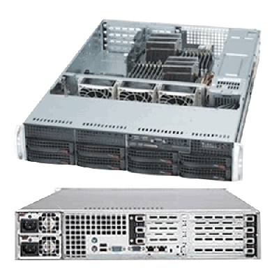 Supermicro 2U Rackmount Server A+ AMD Opteron AS-2022G-URF