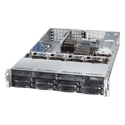 Supermicro 2U Rackmount A+ AMD Opteron AS-2022G-URF4+