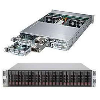 Supermicro 2U TwinPro2 Multinode SYS-2027PR-HC0R