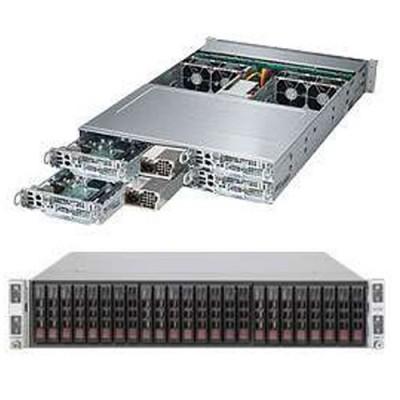 Supermicro 2U TwinPro2 Multinode SYS-2027PR-HC0TR