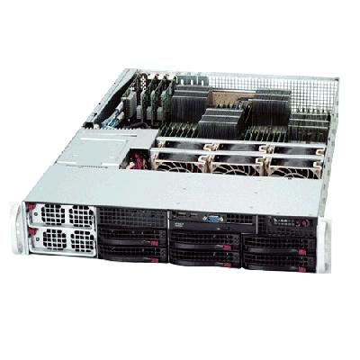 Supermicro 2U Rackmout A+ AMD Opteron Server AS-2042G-6RF