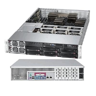 Supermicro 2U Rackmount A+ AMD Opteron Server AS-2042G-TRF