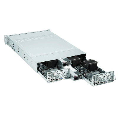 Supermicro 2U Twin2 Rackmount,A+ AMD Opteron Server AS-2122TG-HIBQRF