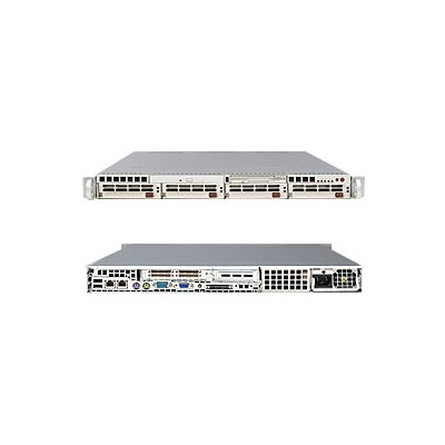 Supermicro 1U Rackmount SuperServer SYS-6015P-T