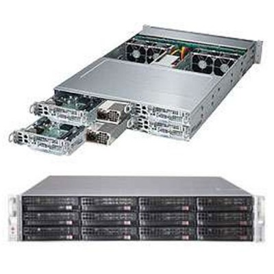 Supermicro 2U TwinPro2 Multinode SYS-6027PR-HC1FR
