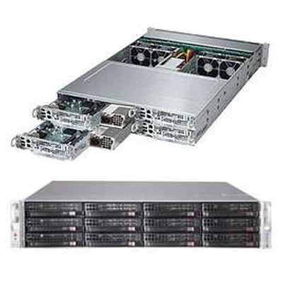 Supermicro 2U TwinPro2 Multinode SYS-6027PR-HC1TR