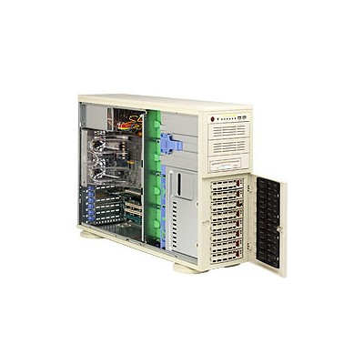 Supermicro SYS-7044A-8B Rackmountable/Tower