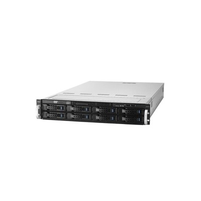 ASUS ESC4000 G3 2U 4-GPU Hybrid Computing - front-view