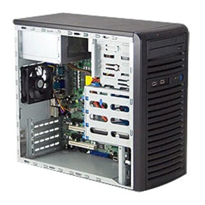 Supermicro Mini-Tower SuperChassis CSE-731i-300B