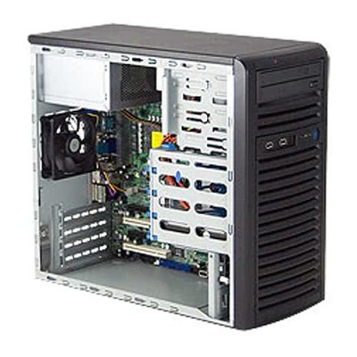 Supermicro Mini-Tower SuperChassis CSE-731i-403B