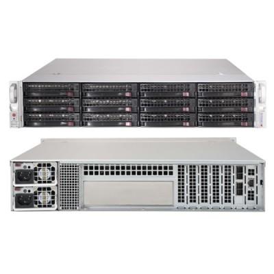 Supermicro 2U JBOD storage chassis CSE-826BE1C-R741JBOD