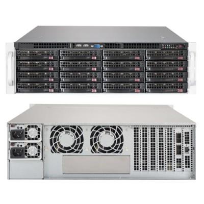 Supermicro 3U Storage JBOD Chassis CSE-836BE2C-R1K03JBOD