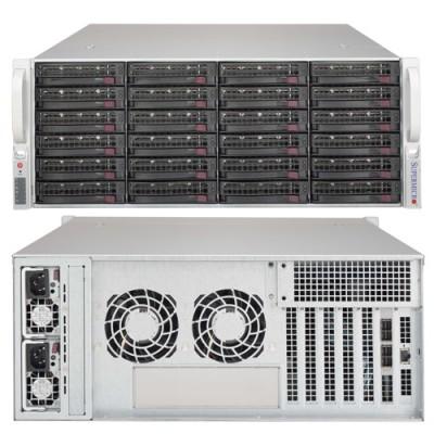 Supermicro 4U JBOD Storage Chassis CSE-846BE2C-R1K03JBOD