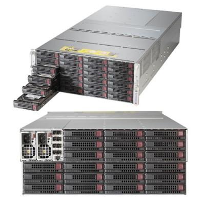 Supermicro 4U JBOD Storage SuperChassis CSE-847DE2C-R2K04JBOD