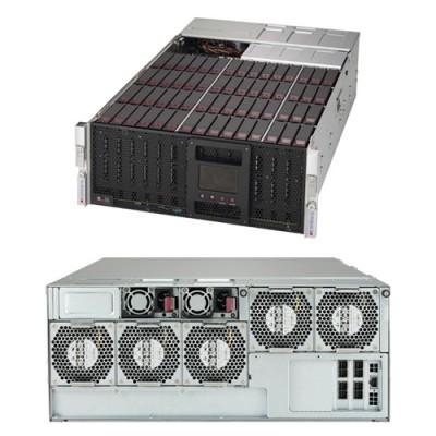 Supermicro 4U JBOD Storage Chassis CSE-946SE2C-R1K66JBOD