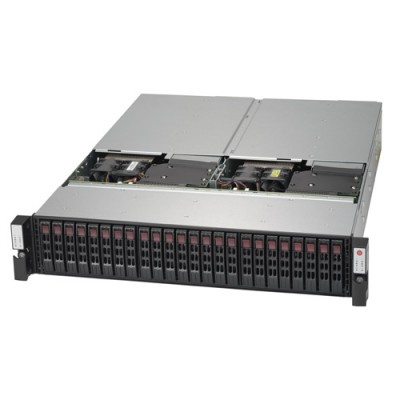 Supermicro SuperStorage SBB SSG-2028R-DE2CR24L - Angle