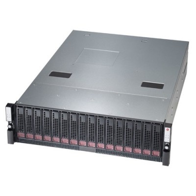 Supermicro SuperStorage SBB SSG-6038R-DE2CR16L - Angle