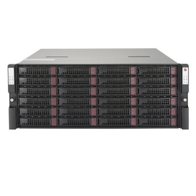 Supermicro SuperStorage Bridge Bay SBB SSG-6048R-DE2CR24L - Front