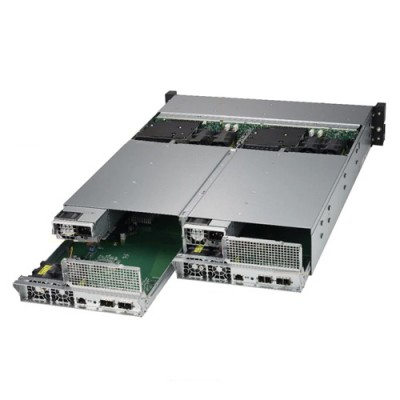 Supermicro SuperStorage Bridge Bay SBB SSG-927R-E2CJB - Angle