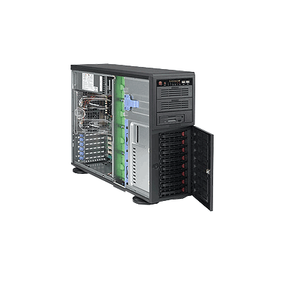 SYS-7045A-WTB Rackmountable/Tower
