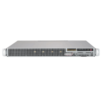 Supermicro 1U Rackmount SuperServer SYS-1018R-WR - Front