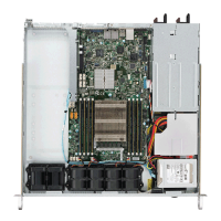 Supermicro 1U Rackmount SuperServer SYS-1018R-WR - Top