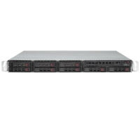 Supermicro SYS-1028R-MCTR  Front