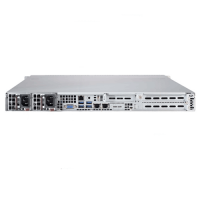 Supermicro SYS-1028R-WC1RT Rear