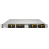 Supermicro SYS-1028TP-DC1FR Front