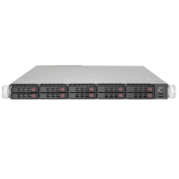 Supermicro SYS-1028U-TNR4T+ Front