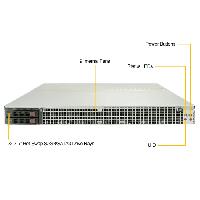 Supermicro 1U Rackmount Server SYS-1029GQ-TNRT-FrontView