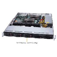 Supermicro 1U Rackmount Server SYS-1029P-MT-TopAngle