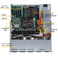 Supermicro 1U Rackmount Server SYS-1029P-MT-TopView