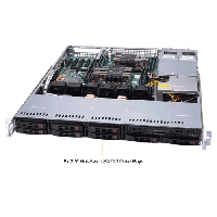 Supermicro 1U Rackmount Server SYS-1029P-MTR -TopAngle