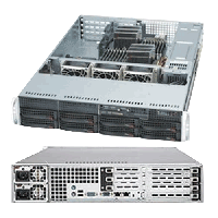 Supermicro 2U Rackmount Server A+ AMD Opteron AS-2022G-URF